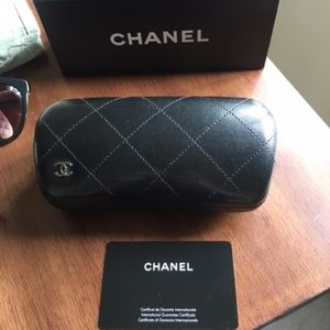 a30ba36621 CHANEL Accessories - Authentic Chanel 5288-Q 817 s6 Butterfly sunglass